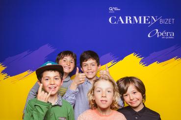 Carmen à l'Opéra de Québec