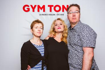 Première de la comédie Gym Tonic