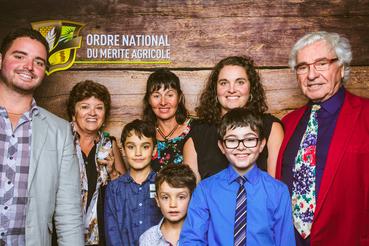 Gala de l'Ordre national du mérite agricole