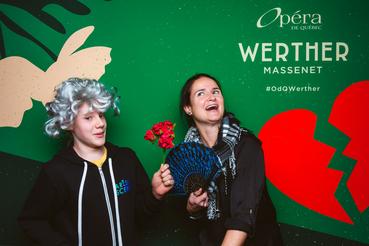Werther à l'Opéra de Québec