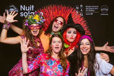 NUITS MNBAQ – Nuit solaire