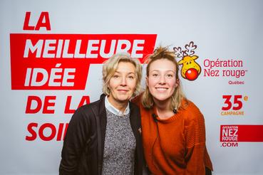Opération Nez rouge de Québec - Veillée des bénévoles