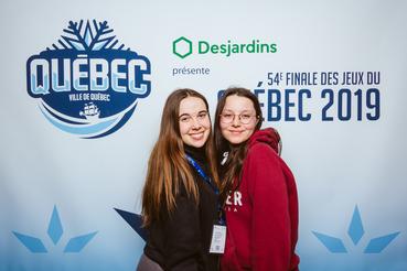 54e Finale des Jeux du Québec - Québec 2019